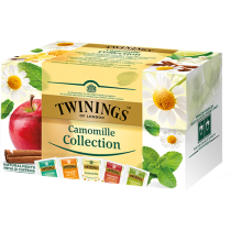 TWININGS CAMOMILLE COLLECTION LE CAMOMILLE